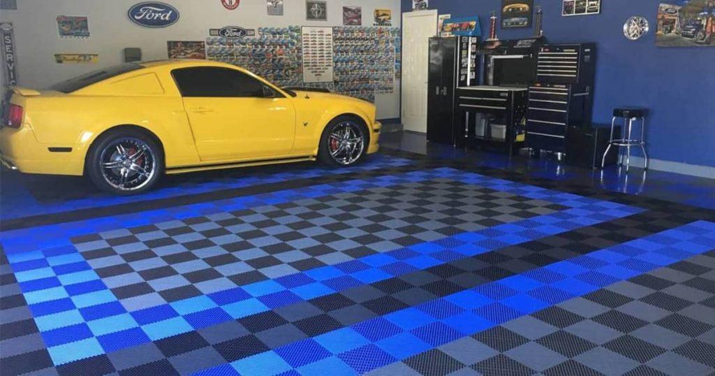 principles of garage floor coatings