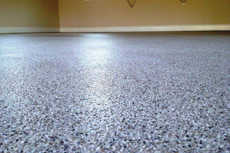 Sealing Garage Floors